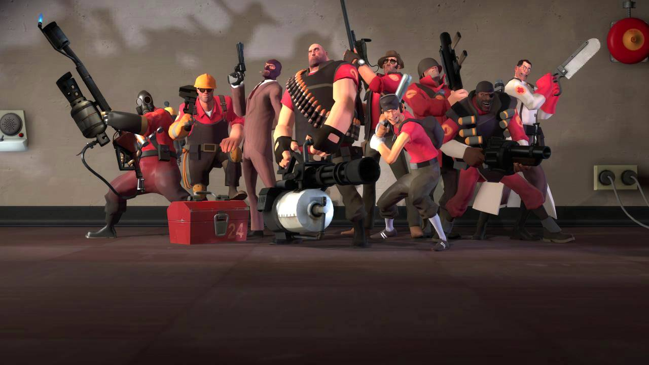Team Fortress 2 Soundtrack