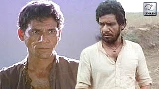 Om Puri WORKED As Waiter In Childhood