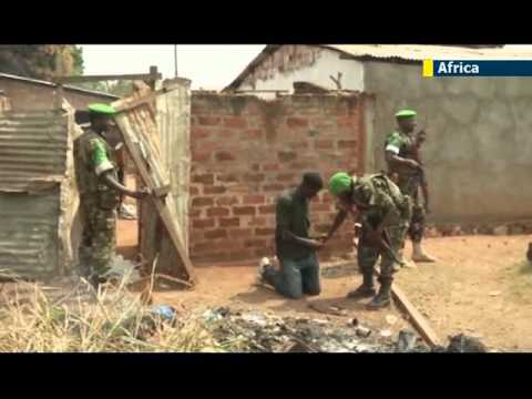 CAR Christians launch revenge attacks against Muslims: Central African Republic rocked by violence