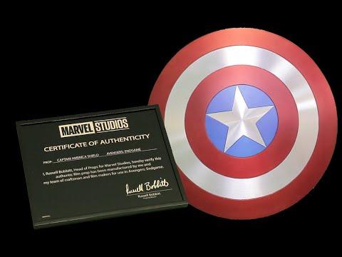 Chris Evans ha messo all'asta lo scudo di Captain America usato durante le riprese di Avengers: Endgame. Si tratta di un'asta di beneficenza che di sicuro andrà benissimo!