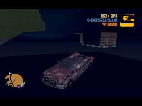 GTA 3 - Glitchy Textures And Collisions #3