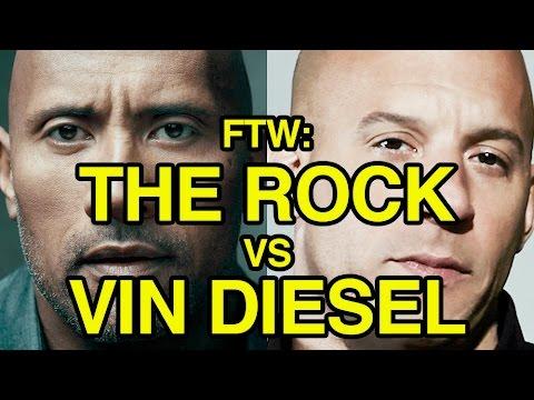 For The Win: The Rock vs Vin Diesel