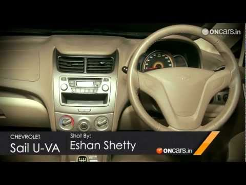 Chevrolet Sail U-VA User Experience Review - OnCars Reviews