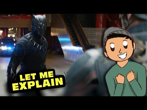 Black Panther Explained in 5 Minutes