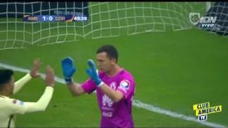 Resumen América 1-0 Coras Copa MX