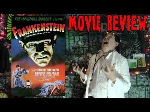 Frankenstein (1931) Movie Review