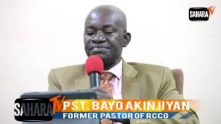 """Former RCCG Pastor, Bayo Akinjiyan Exposes Atrocities Of """"Men Of God"""""""