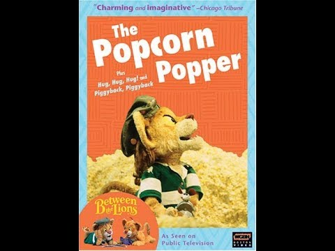 Opening To Between The Lions The Popcorn Popper 2005 Dvd Youtube