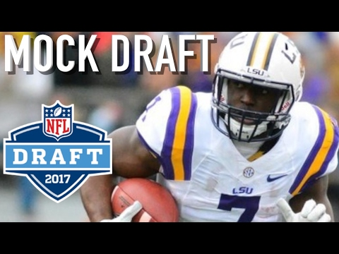 2017 First Round NFL Mock Draft || Version 1.0