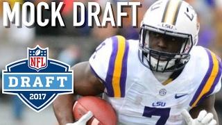 2017 First Round NFL Mock Draft || Version 1.0