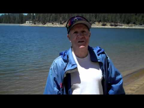 Shaver lake fishing report may 21st 2011 youtube for Shaver lake fishing report