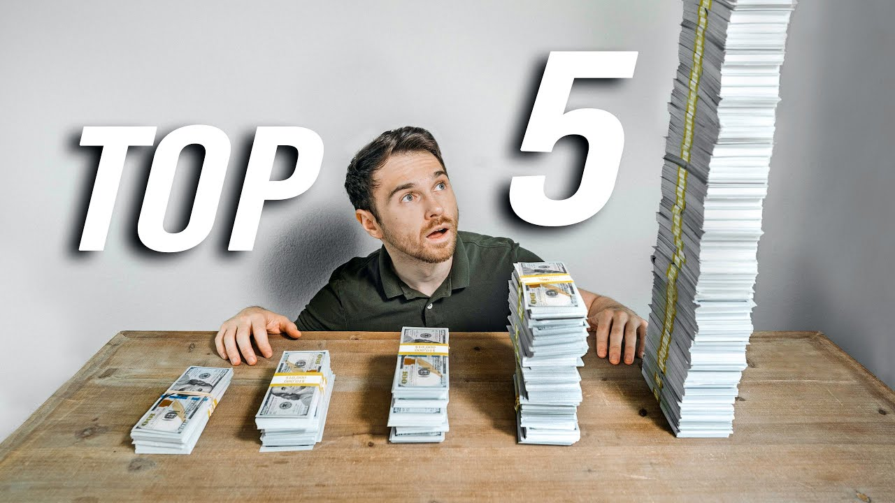 Download TOP 5 INVESTMENTS Of All Time - For Passive Income