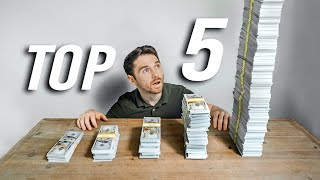 TOP 5 INVESTMENTS Of All Time - For Passive Income