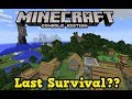 Minecraft Console Edition - LAST Survival At World Edge