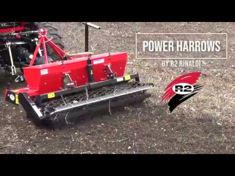 R2 Rinaldi Power Harrows From Tractor Tools Direct