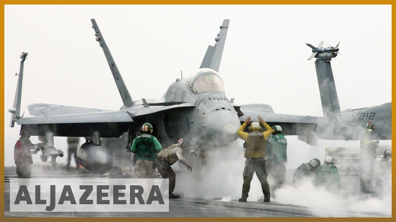 AlJazeera English:US to send 1,000 more troops to Middle East amid Iran tensions
