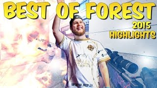 CS GO Best of f0rest 2015 Highlights