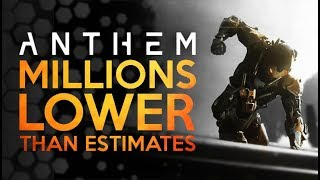 Anthem Misses Sales Estimate By MILLIONS OF UNITS But Apparently Thats Fine