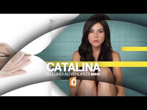 Catalina Saison 1 (Télénovela) Bande annonce sur France Ô