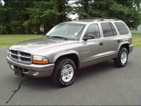 2001 Dodge Durango SLT 2WD - YouTube