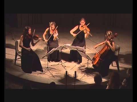 Quatuor Ardeo - Beethoven Quatuor n°8 en mi mineur op. 59 n°2 - 2005