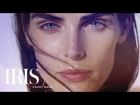 Iris Covet Book - Hilary Rhoda in Lanzarote