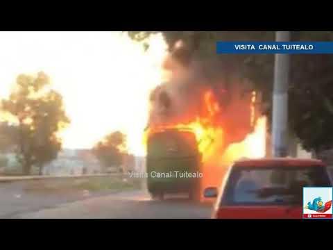 Grave, Madre De Tadeo Bebé Muerto En Incendio De Camión En Jalisco Provocado Por Narcos CJNG