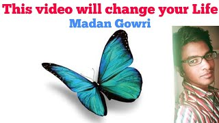 This video will change your life | Tamil | Butterfly Effect | Madan Gowri | MG