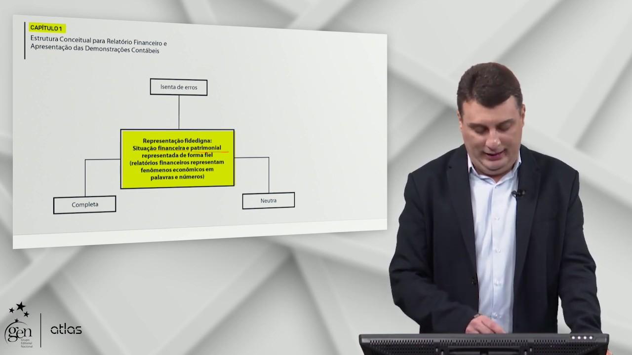 Estrutura básica e apresentação das demonstrações contábeis