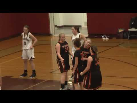NCCS - Plattsburgh JV Girls  2-9-18