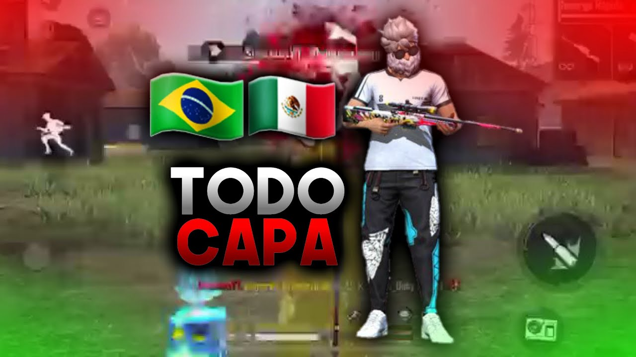 TODO CAPA 🇲🇽 🇧🇷 AWM