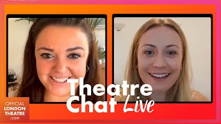 Theatre Chat Live Ep 26 | The Tiger Who Came To Tea and Celebrity Vocal Coach Annabel Williams