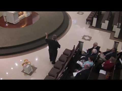Defining the Mass ~ Fr  Edward Healey