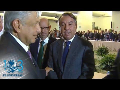 Azcárraga aclara a AMLO porque América perdió ante Pumas