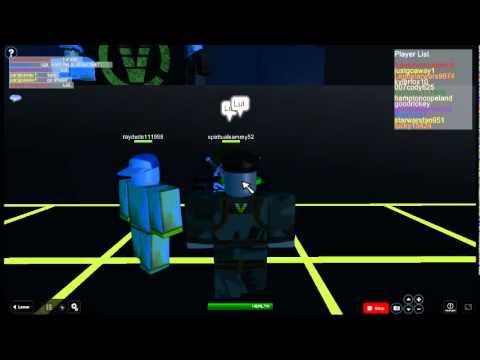 ROBLOX Meeting Big Clan Leaders