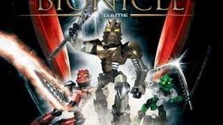 Полное прохождение Bionicle The game.