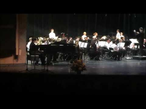 San Elijo Middle School Spring Concert at Moonlight Theater (May 2017)