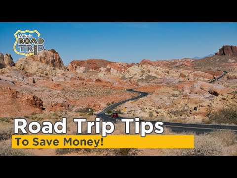 Road Trip Tips to Save Money – 10 road trip methods to save money!