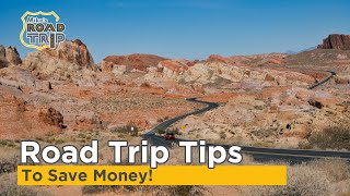 Road Trip Tips to Save Money - 10 road trip methods to save money!