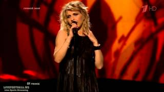 Repeat youtube video EUROVISION 2013 FINAL FRANCE L'enfer et moi Amandine Bourgeois HD