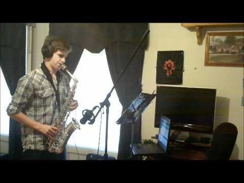 Cantina Band Alto Saxophone - Star Wars