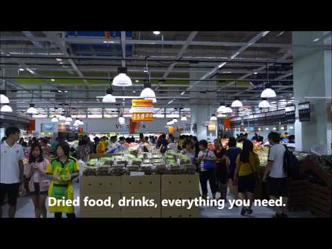 Big Box Warehouse Retail Jurong East Opening Day 27 Dec 2014