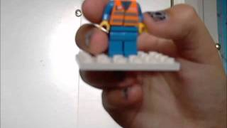 Old Fashioned Lego people