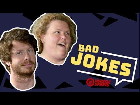 Anders Holm vs. Fortune Feimster | Bad Joke Telling