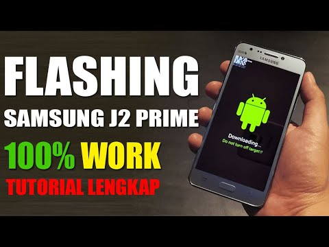 cara-flash-samsung-j2-prime