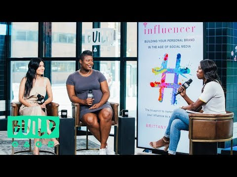 Brittany Hennessy & Teni Panosian On Influencer: Building Your Personal Brand in the Age of Social