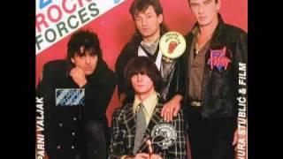 Jura Stublic i Film - Srce Na Cesti - Live 1989 - Koncert Zg Rock Forces