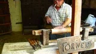 Mallorca Travel: Woodworking Demonstration @ La Granja