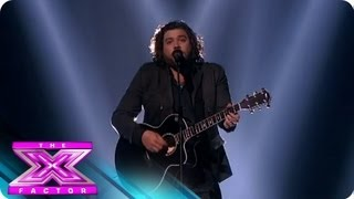 Josh Krajcik - Finale Night 1 - $5 Million Song - THE X FACTOR USA 2011