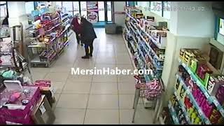 MERSİN HABER - Bıçaklı Market Soyguncusuna, Çekpaslı Kadın Müşteri Püskürtmesi